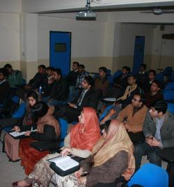 Orientation on Pakistani Corporate Law and Taxation