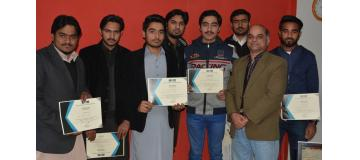 Certificate Distribution Ceremony for ACCA Foundation Diploma (Introductory Certificate)