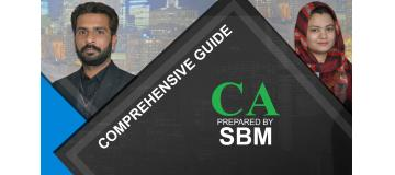 Comprehensive Guide to CA by SBM
