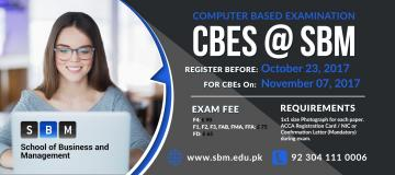 Register before 23rd Oct for CBE exam on 07 Nov, 2017
