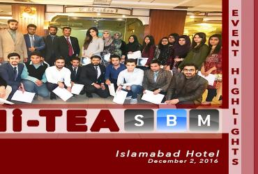 HiTea for High Achievers Event HighLights