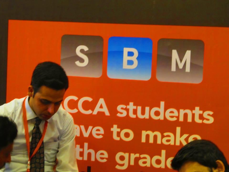 ACCA/SBM Expo,2014