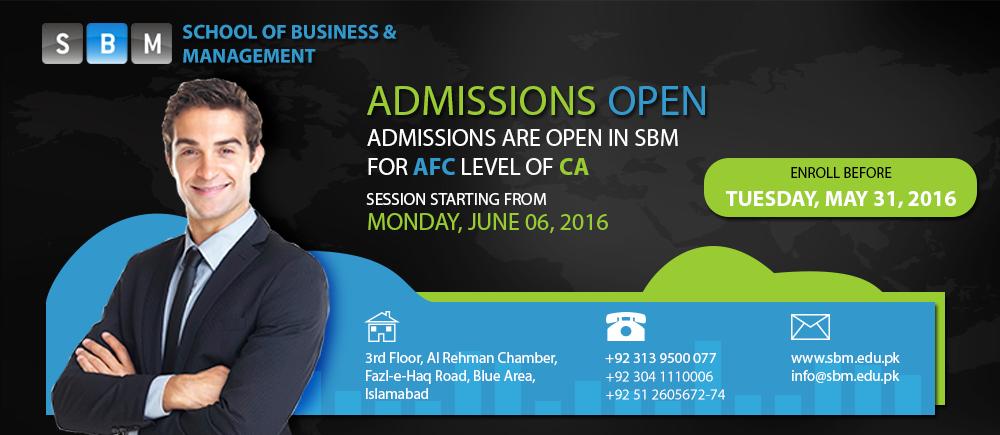 Enroll before May 31, 2016