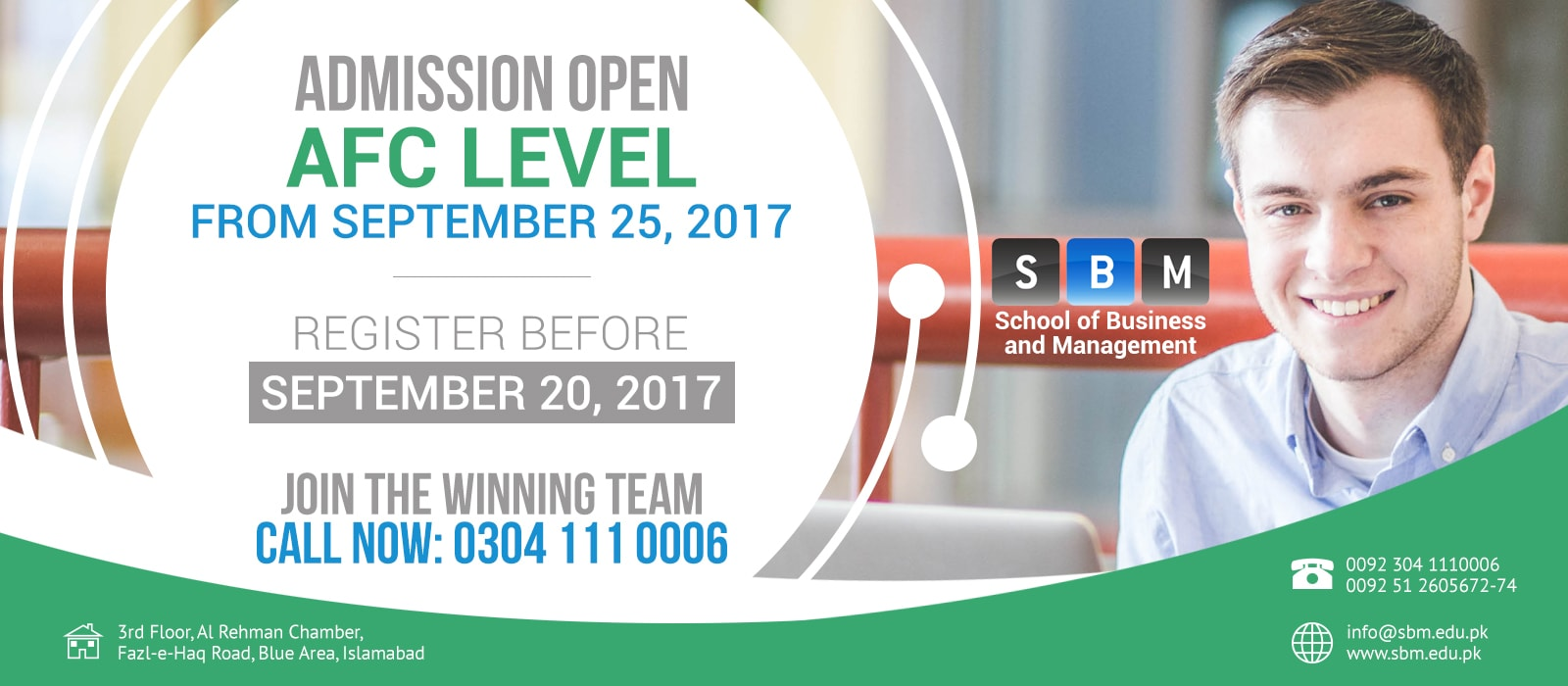 New Batch of AFC Level starting from 25 Sep