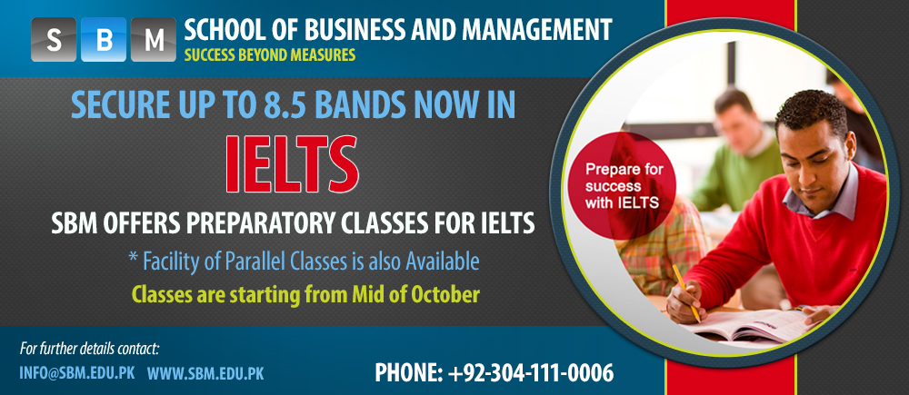 Secure up to 8.5 bands in IELTS